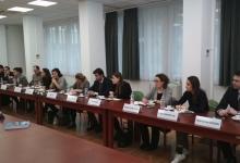 Török delegáció az SZTNH-ban